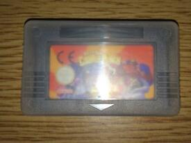 Wade Hixtons Counter Punch GBA Game