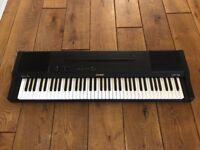 casio cps 700 digital electronic piano with midi function full size 76 keys weighted