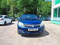 VAUXHALL ASTRA 1.8 Twin Top Sport ***EXCELLENT CONDITION***Convertible (blue) 2006