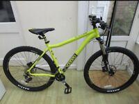 Voodoo mountain bike