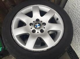 BMW Alloy Wheels and tyres will fit Vivaro Primastar traffic and T5 Van 16 inch Alloys