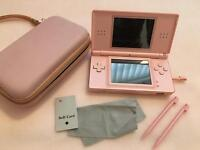 Pink DS + 7 games - open to offers
