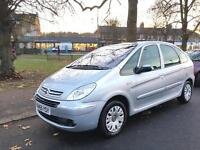 Citroen XSARA PICASSO ,automatic, 55 plate,low mileage 24000 only
