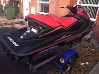 Seadoo 1500 supercharged 2006 low hours £3800 may take px