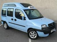 £1600 ono - WHEELCHAIR ACCESS FIAT DOBLO FOR SALE