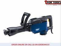 DRAPER 83352 EXPERT 1600W 230V 15KG BREAKER Kango 45 joules of force