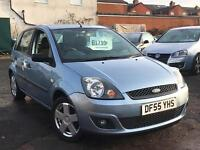 Ford Fiesta 1.2 Zetec 2006 + LOW 61,000 MILES + 2 KEEPERS FROM NEW