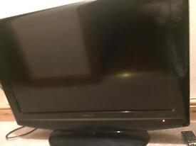 """32"""" inch tv with remote"""