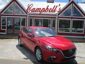 2014 Mazda MAZDA3 SPORT GS-SKY HATCHBACK!! BACK-UP CAMERA!! SUNR