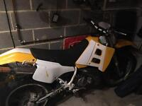 Suzuki ts125r field bike