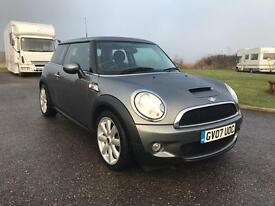 MINI Hatch 1.6 Cooper S 3dr 3months WARRANTY! FINANCE! PX