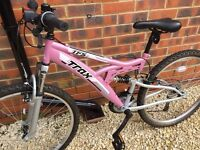 Girls Bike Perfect Condition