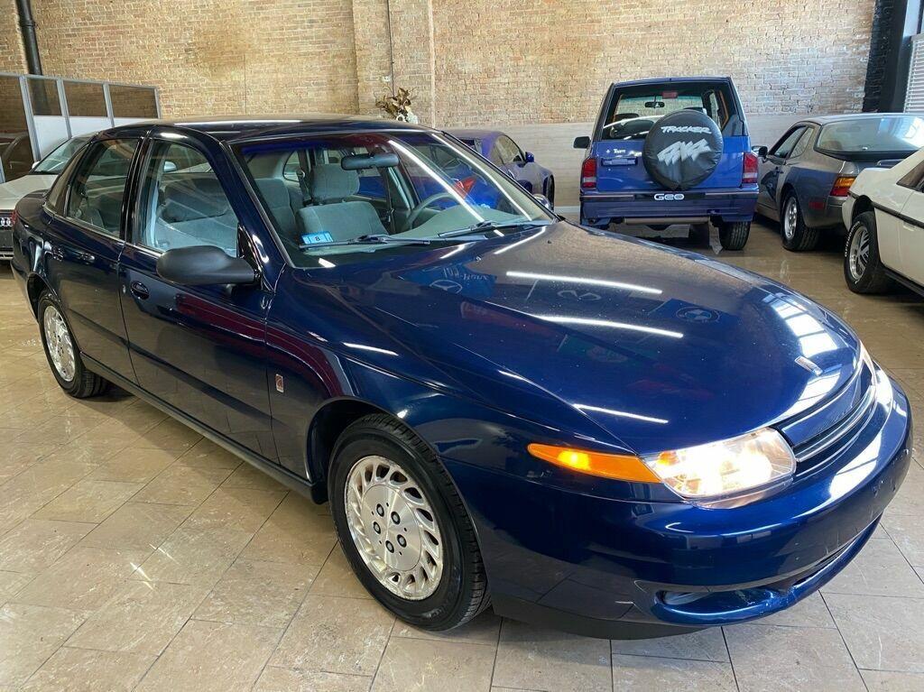 2000 Saturn L-Series LS1 4dr Sedan