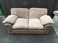 2 Seater Sofa ( Can Deliver )