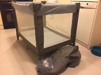 Mothercare Travel cot and play pen