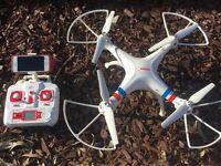 BRAND NEW!!! Syma X8W Drone/Quadcopter For Sale.
