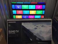 """Samsung 8 series 55"""" 4K SUHD SMART LED TV Ue55ks8000"""