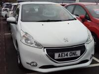 PEUGEOT 208 1.4 HDi Active (white) 2014