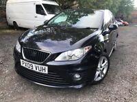09 plate - seat Ibiza -one year mot - 1.4 petrol - vxr kitted -new shape