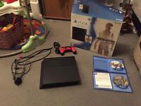 PlayStation 4 1TB with UFC And Fifa17