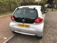 2006 Toyota Aygo 1.0 VVT-i + 5dr Manual @07445775115
