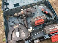 BOSCH Professional GBH 36 VF LI Drill