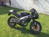Aprilia rs 125cc 2001