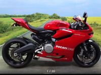 Ducati Panigale 899 mint , as new!