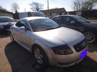 Audi TT Quattro 1.8 petrol 180 BHP 2000