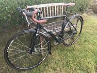 Genesis Croix De Fer 2014 Medium steel frame plus commuter accessories bundle worth over £200