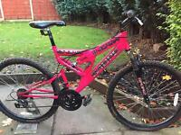 adults sabre sport mountain bike