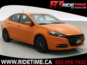 2014 Dodge Dart Rallye - Backup Camera - $102 Bi-Weekly!
