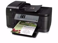 HP OfficeJet 6500A Plus e-All-in-One Inkjet Printer (Print,Scan,Copy,Fax,ePrint)