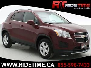 2014 Chevrolet Trax LT AWD - Alloy Wheels, Automatic
