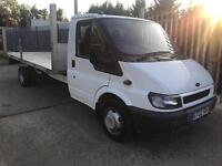Ford transit truck, extra long wheels base, ideal recovery truck. L@@K