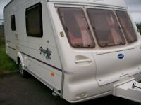 bailey pegeant 2 berth end wash room immaculate condition no damp or soft spots must be seen