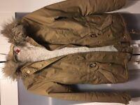 H&M coat, size 8