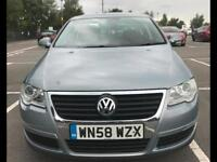 VOLKSWAGEN PASSAT 2.0 Highline TDI 4dr ** 1 year MOT ** Recently serviced ** drives perfectly 2008