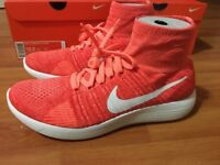 Brand New Mens Nike Lunarepic Flyknit Running Trainers rrp £120 size UK 9