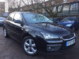 57 plate - Ford Focus - 2.0 litre diesel - 6 speed - 8 months mot