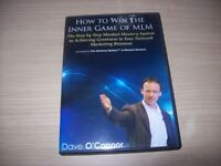 HOW TO WIN THE INNER GAME OF MLM by DAVE O'CONNOR