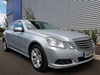 Mercedes-Benz E Class E220 CDI BlueEFFICIENCY SE 4dr