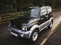 2004 SUZUKI JIMNY RARE 1.3 AUTOMATIC 4X4 - IDEAL FIRST CAR -*GET READY FOR WINTER*- FULL YEAR MOT