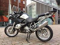 2007 (57) BMW R1200 GS. Bargain price, this must go!