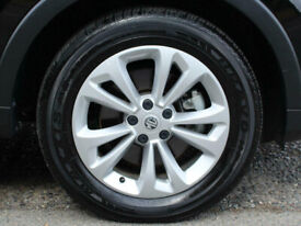 NEW MG GS ALLOY WHEELS AND TYRES 2 TYPES