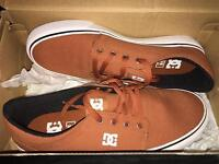 Brand new DC trainers size 8