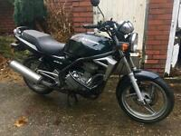 Kawasaki ER5 500cc A2 Restricted Licence/Cheap Winter Bike, Heated Grips, Serviced + 12 Months MOT
