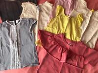 Bundle girls clothes. Age 3-6yrs