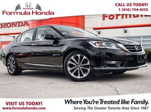 2015 Honda Accord Sedan SPORT | ONE OWNER | SPORT WHEELS - FORMU