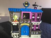 Fisher Price Imaginext Gotham City Jail